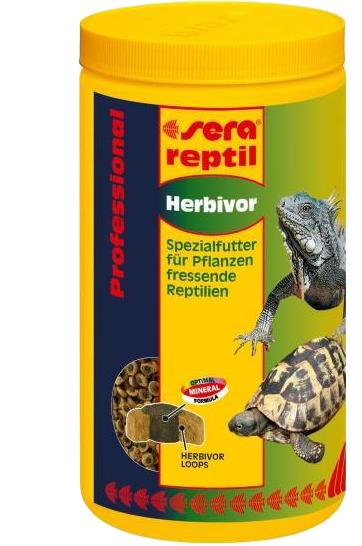 Krmivo pro terarijní zvířata
