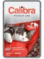 Calibra Cat kapsičky 100g