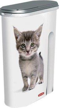 Curver kontejnery a misky pro kočky