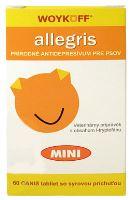 Allegris MINI antidepresivum pro psy 60 tablet