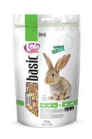 LOLO BASIC kompletní krmivo pro králíky 600g Doypack