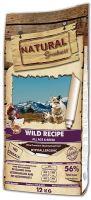 Natural Greatness Wild Recipe All Breed - kachna,krůta,kuře 12kg