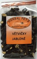 HERBAL PETS Větvičky jabloně 100g