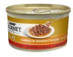 Gourmet Gold sauce delight minifiletky s hovězím v omáčce 85g