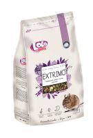 EXTRIMO kompletní krmivo pro osmáky v sáčku se zipem 750g