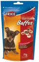 Soft Snack Baffos mini kolečka hovězí dršťky 75g Trixie