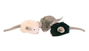 Mikročipová myš se zvukem, Trixie