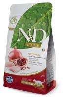 N&D PRIME CAT Neutered Chicken & Pomegranate 1,5kg