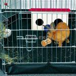 Nylonové dno k ohrádce 60380 pro králíky