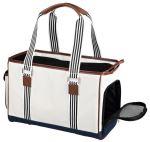 Přenosná taška ELISA 20x26x41cm bílá