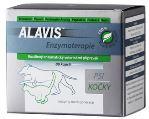 Alavis Enzymoterapie pro psy a kočky 40 kapslí