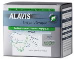 Alavis Enzymoterapie pro psy a kočky 80 kapslí