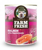 Topstein Farm Fresh Salmon with Cranberries 750g