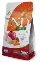 N&D Grain Free Pumpkin CAT Quail & Pomegranate 5kg