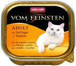 Paštika ANIMONDA Vom Feinsten drůbež + těstoviny 100g