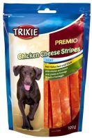 Premio CHICKEN CHEESE STRIPES - kuřecí pásky se sýrem 100g
