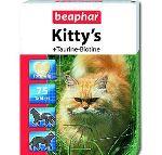 Beaphar Kittys s taurinem a biotinem 75tbl