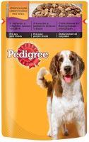 Pedigree Adult kuřecí & jehněčí 100g