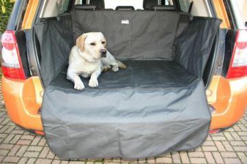 GreenDog Ochranný autopotah do kufru pro psa