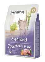 Profine NEW Cat Sterilised 2kg