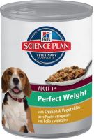 Hill's Canine konzerva Adult Perfect Weight 363g