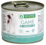 Nature's Protection Dog konz.Adult zvěřina 200g
