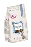 EXTRIMO kompletní krmivo pro králíky v sáčku se zipem 750g
