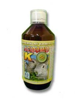 Aquamid Acidomid K králíci 3l