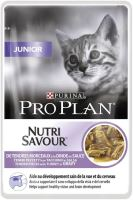 PRO PLAN Cat kapsička Junior Turkey 85g