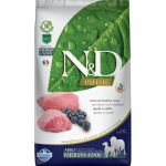 N&D PRIME DOG Adult Medium/Large Lamb & Blueberry 2,5kg