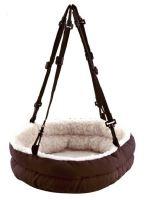 Plyšový pelíšek na zavěšení do klece 30x8x25cm, Trixie