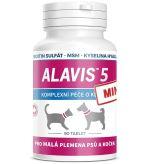 Alavis 5 pro psy a kočky 90 tablet MINI