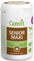 Canvit Senior MAXI ochucené pro psy 230g