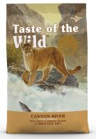 Taste of the Wild Canyon River Feline 6,6kg