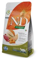 N&D Grain Free Pumpkin CAT Duck & Cantaloupe melon 5kg - EXP 11/2021