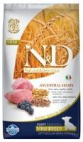 N&D Low Grain DOG Puppy Mini Lamb & Blueberry 2,5kg