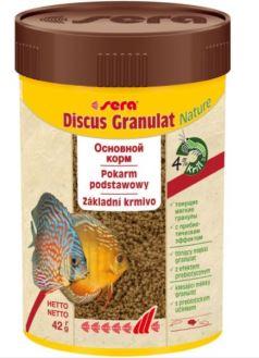 Sera Discus Granulat Nature 100 Ml