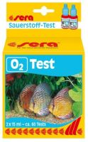 Sera O2 test 2x15ml