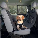 Trixie autopotah na zadní sedadla s kapsami 140x145cm