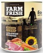 Topstein Farm Fresh Sheep with Sweet Potatoes 800g