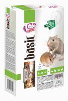 LOLO BASIC kompletní krmivo pro myši 500g krabička