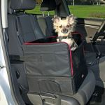 Autosedačka pro psy 45x38x37cm Trixie