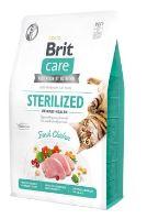 Brit Care Cat GF Sterilized Urinary Health 2kg