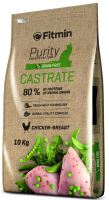 Fitmin cat Purity Castrate 10kg