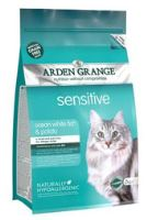 Arden Grange Cat Sensitiv Ocean Fish & Potato 2kg