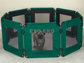 GreenDog nylonová ohrádka pro štěňata