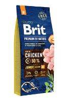 BRIT Premium by Nature Junior M 15kg