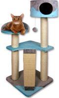 Figaro odpočívadlo s bambulkou