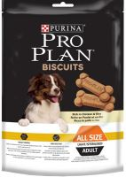 Pro Plan Biscuits Light Chicken + Rice 400g