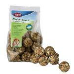 Natur Snack - kuličky s jablky a špaldou pro hlodavce 140g